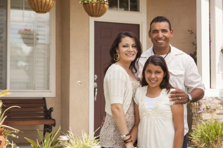 Family in need of a Family Immigration Lawyer